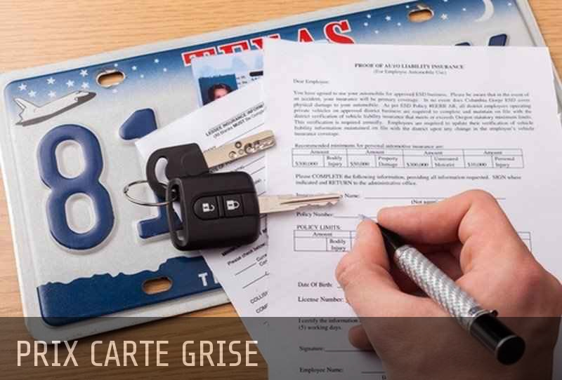 documents carte grise
